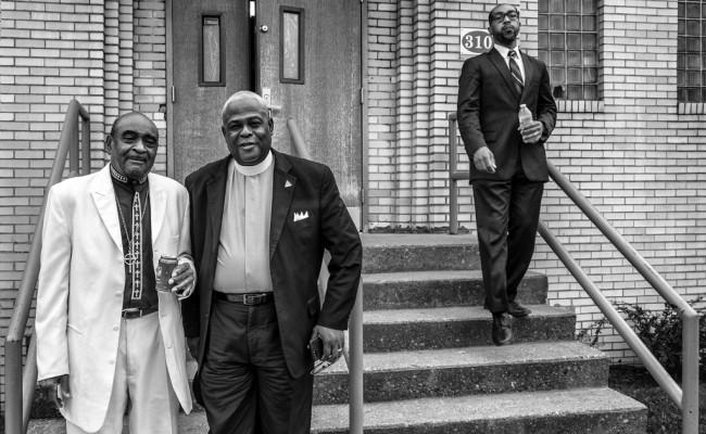 Pastor Callawei e Doct. Cannonar – Clairton